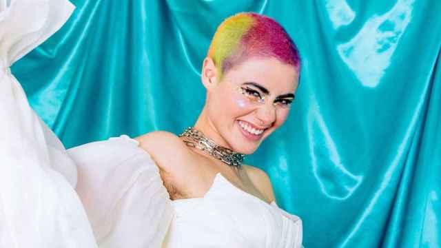 Montaigne representa a Australia en Eurovisión 2021 con 'Technicolor'.
