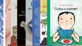 8 libros gastronómicos para niños y adultos