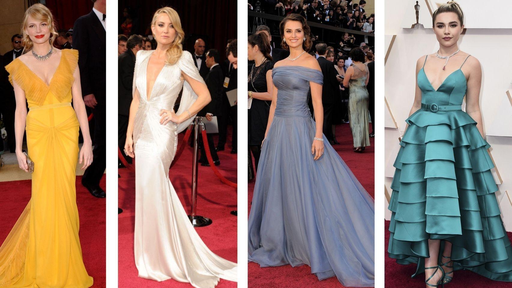 Oscar: los mejores vestidos de la historia de estos premios.