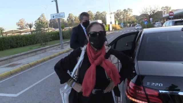 Isabel Pantoja reaparece con ganas tras su encierro en Cantora