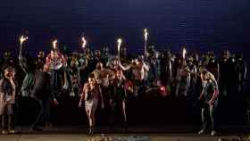 'Peter Grimes' de Benjamin Britten en el Teatro Real.
