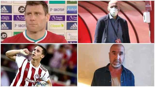 Las imágenes del deporte: la crítica del capitán del Liverpool y otros grandes ataques contra la Superliga