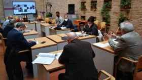 Consejo de Vecinos. Foto: Ayuntamiento de Toledo