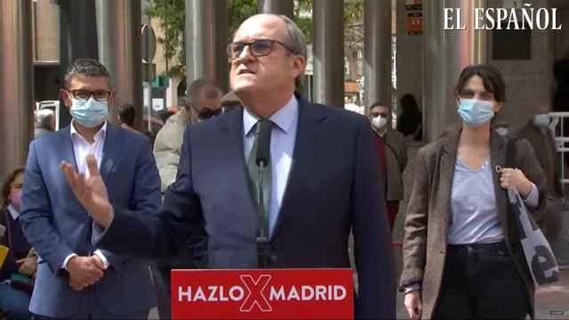 Gabilondo trata de zafarse del discurso de Ferraz con medidas en positivo: 400 € a pensionistas vulnerables.