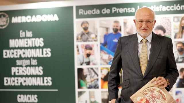 Juan Roig, presidente de Mercadona. EE