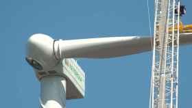Iberdrola planea construir hasta cuatro plantas tecnológicas en España para reciclar las palas eólicas