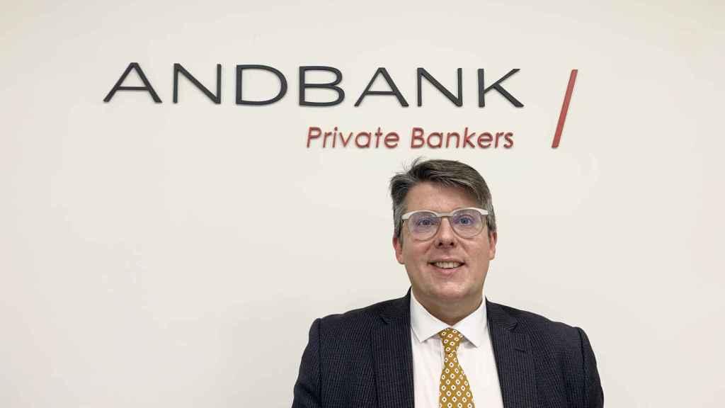 Pedro Arnedo, Andbank.