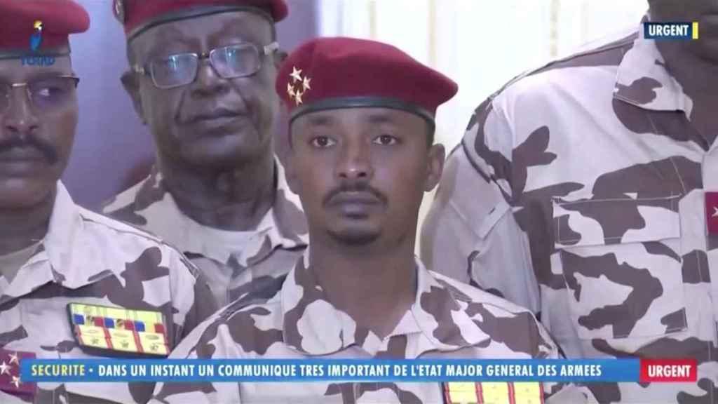 El hijo de Idriss Deby, Mahamat, que guiará al país de manera temporal