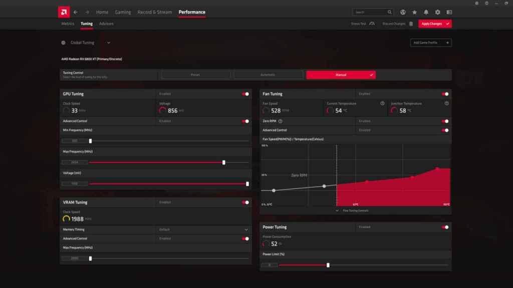 Nuevo AMD Adrenalin