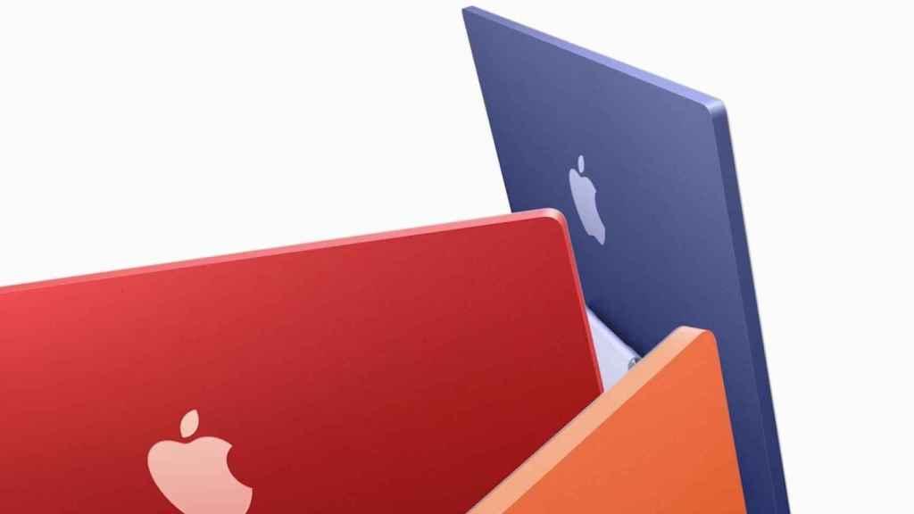 El nuevo iMac está disponible en siete colores