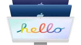 El nuevo iMac fue protagonista del evento de Apple