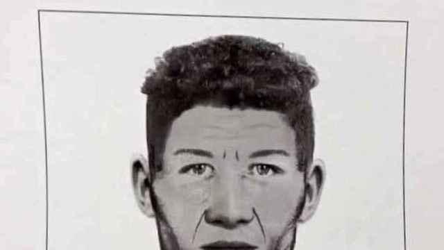 El retrato robot del supuesto violador que se busca entre Alicante y Murcia.