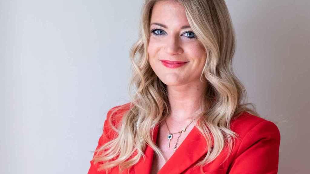 Sara Patón, CEO de Ecodry.