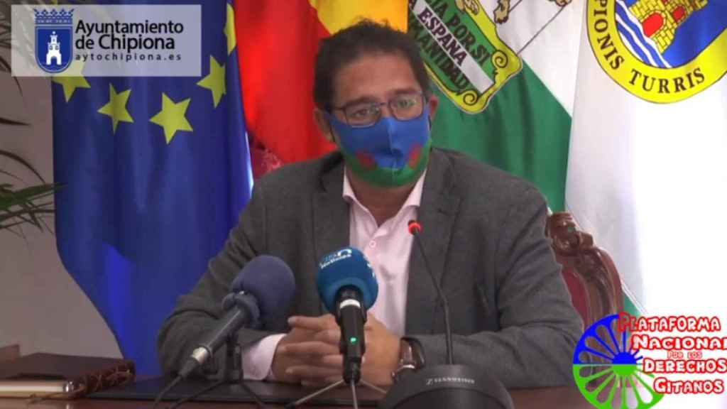 Amadeo Valentí Amaya, presidente de la Plataforma