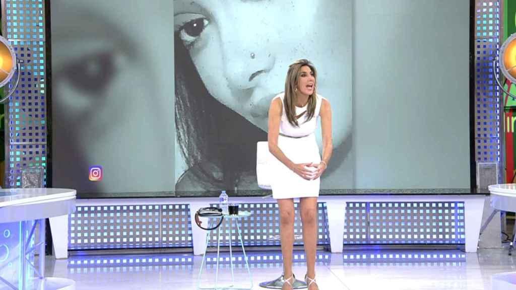 """Paz Padilla llama """"ídola"""" a Julia Janeiro por meter la cabeza de una compañera en un retrete"""