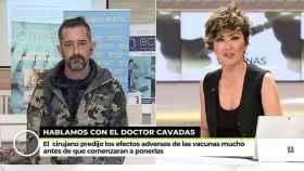 Pedro Cavadas ha conectado en directo con 'Ya es Mediodía'.