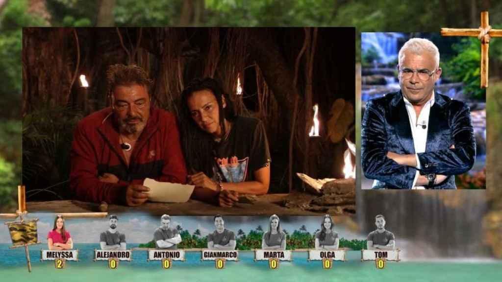 Antonio Canales ha renegado de Fidel Albiac en 'Supervivientes'.