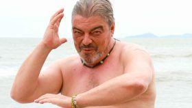 Antonio Canales ha forjado una inesperada amistad con Olga Moreno.