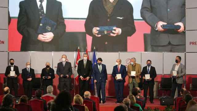 Entrega de los Premios Castilla y León 2020 11