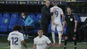 Zidane analiza en rueda de prensa la victoria del Real Madrid ante el Cádiz en La Liga