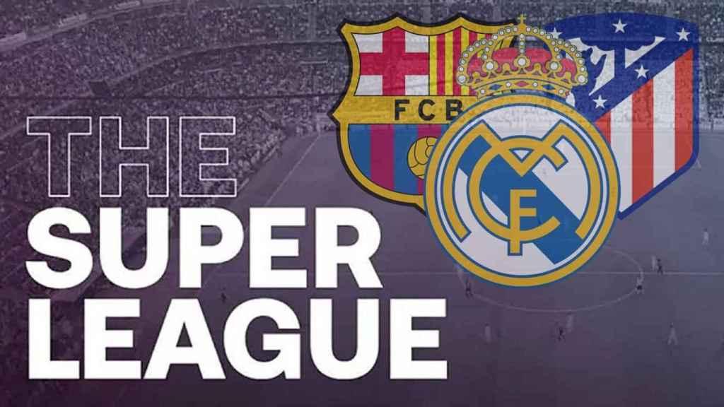 La Superliga Europea y los clubes españoles