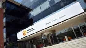 Fachada de la sede de Nationale-Nederlanden en España.