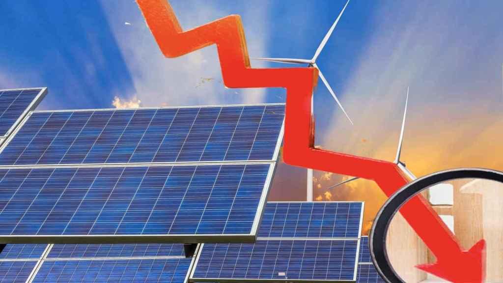 Se desinfla el suflé: más de una veintena de renovables frenan su intención de salir a bolsa