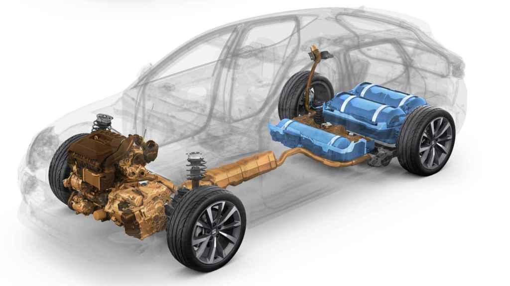 Galería de fotos del nuevo Seat León TGI