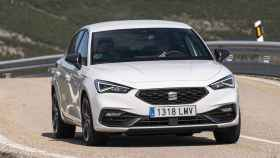 Imagen del nuevo Seat León TGI.