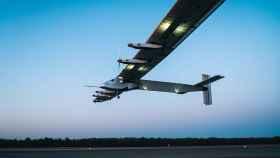 Skydweller Aero en aterrizando
