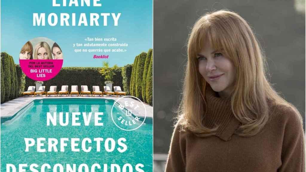 Nicole Kidman volverá a protagonizar la adaptación de una novela de Lyane Moriarty.
