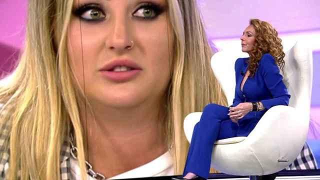 La entrevista de Rocío Carrasco engancha a tres millones de espectadores y debilita a 'Mujer'