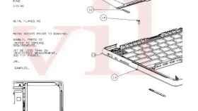 Esquemas del MacBook Pro.