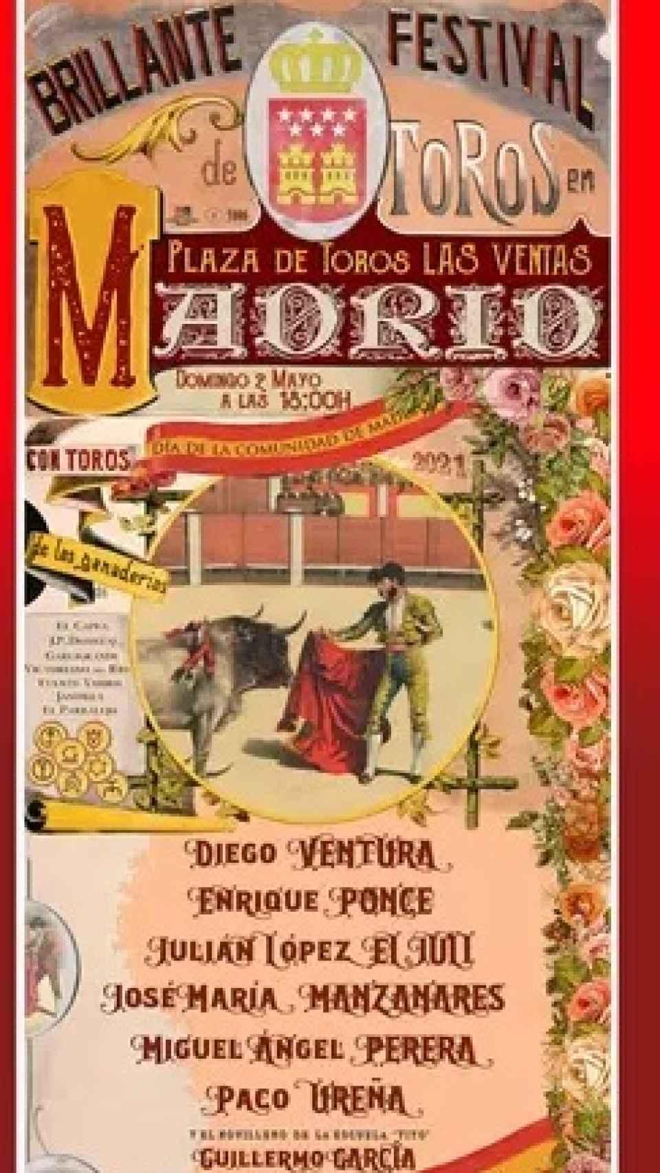 Cartel de Las Ventas