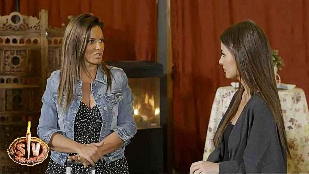 Marta López y Alexia Rivas se han encontrado en 'Supervivientes' y ya han protagonizado sus primeros roces.