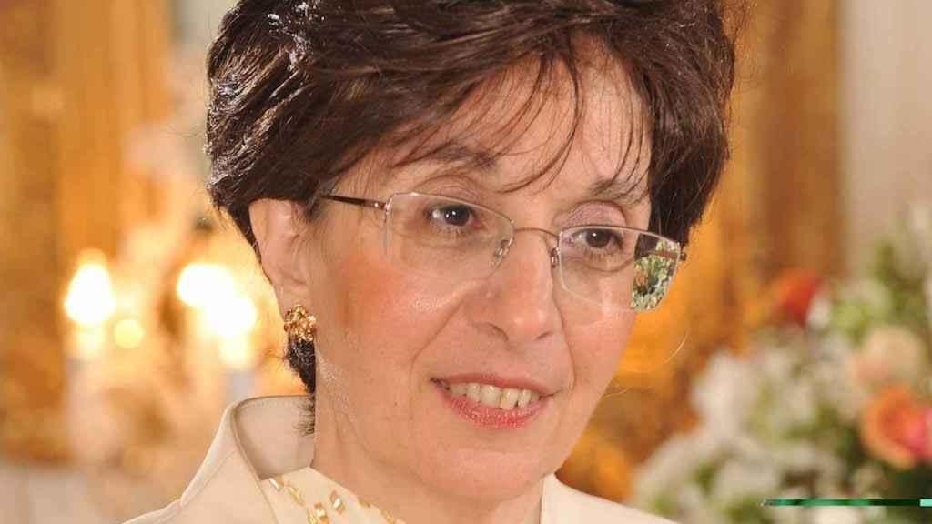 Sarah Halimi en una foto de archivo.