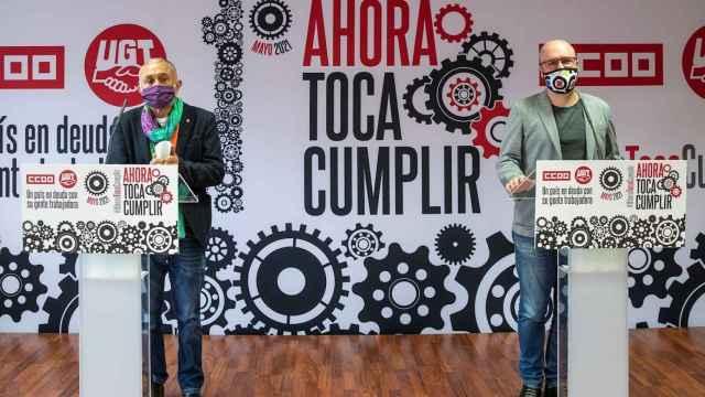 Sordo y Álvarez dicen que los ERE bancarios son una obscenidad y alertan al Gobierno