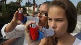 Más del 90% de las personas con asma en España utilizan corticoides inhalados