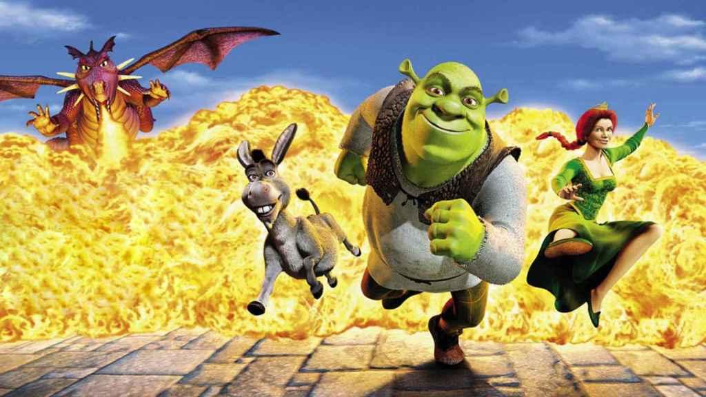 'Shrek' fue la primera ganadora del Oscar a la mejor película de animación.