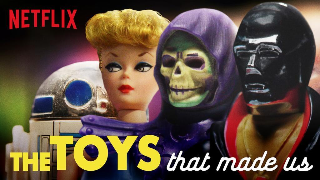 'The Toys That Made Us'.