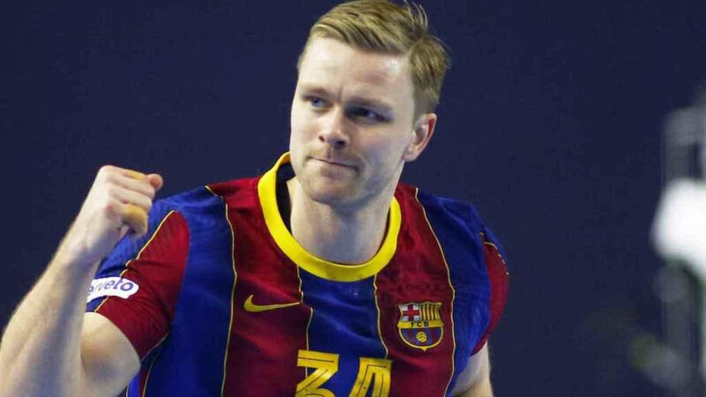 Aron Palmarsson, nuevo fichaje del Aalborg Handbold
