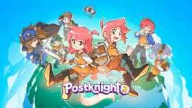 Postknight 2 es un gran juego de rol que sigue el éxito de su predecesor