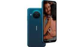 El nuevo Nokia X20 de HMD Global tampoco incluirá cargador