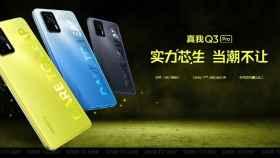 Nuevos realme Q3, Q3 Pro y Q3i 5G: una gama media con 5G que brilla en la oscuridad