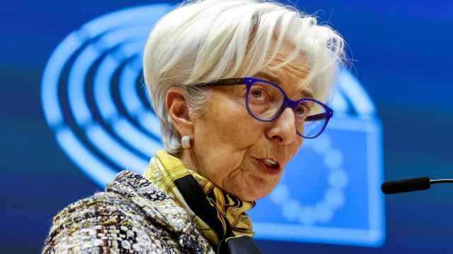 La vicepresidenta del Banco Central Europeo (BCE), Christine Lagarde