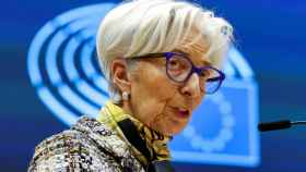 La vicepresidenta del Banco Central Europeo (BCE), Christine Lagarde