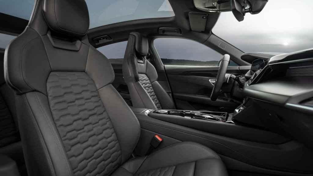 Galería de fotos del nuevo Audi e-tron GT y Audi RS e-tron GT