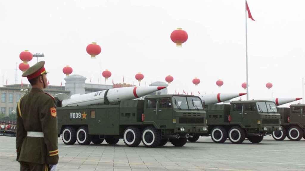 Armamento nuclear en rusia