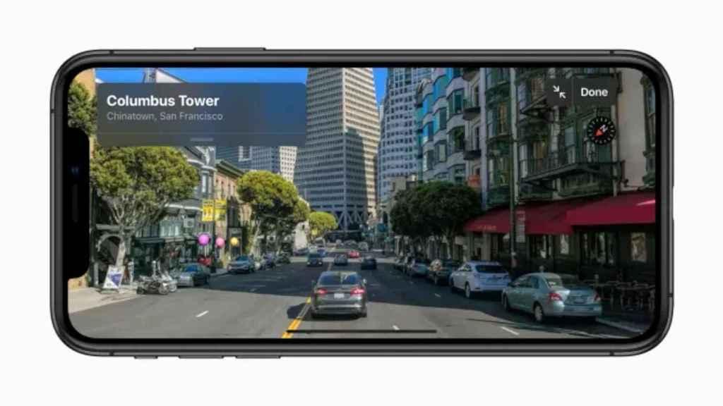 Apple Look Around, la alternativa a Google Street View
