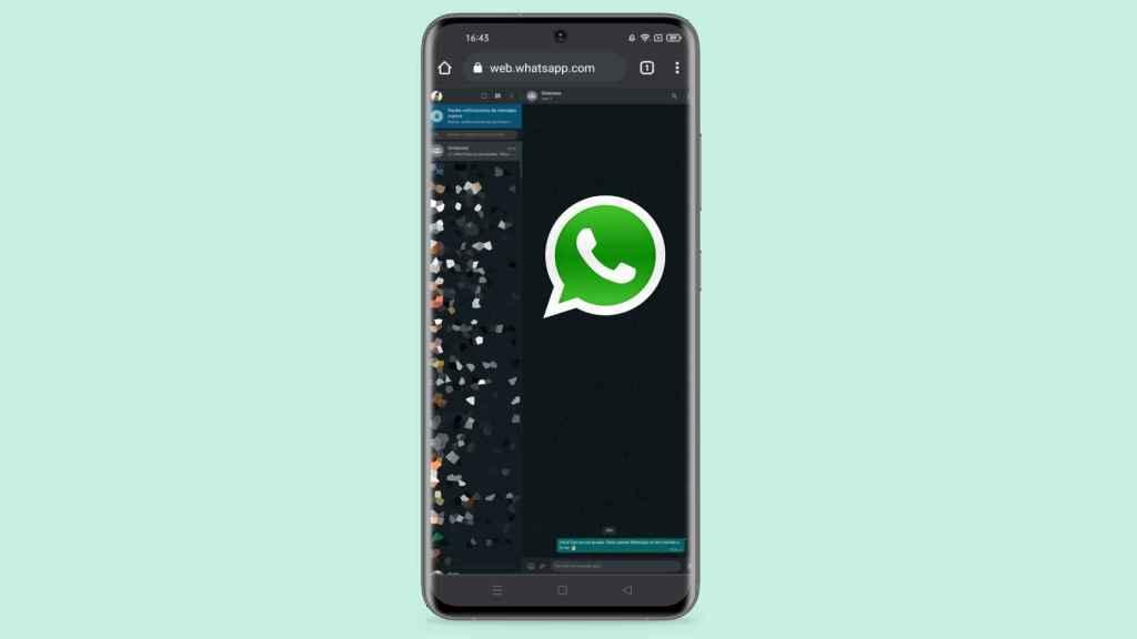 Con este truco se puede tener WhatsApp en dos móviles.